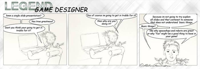 Legend game designer