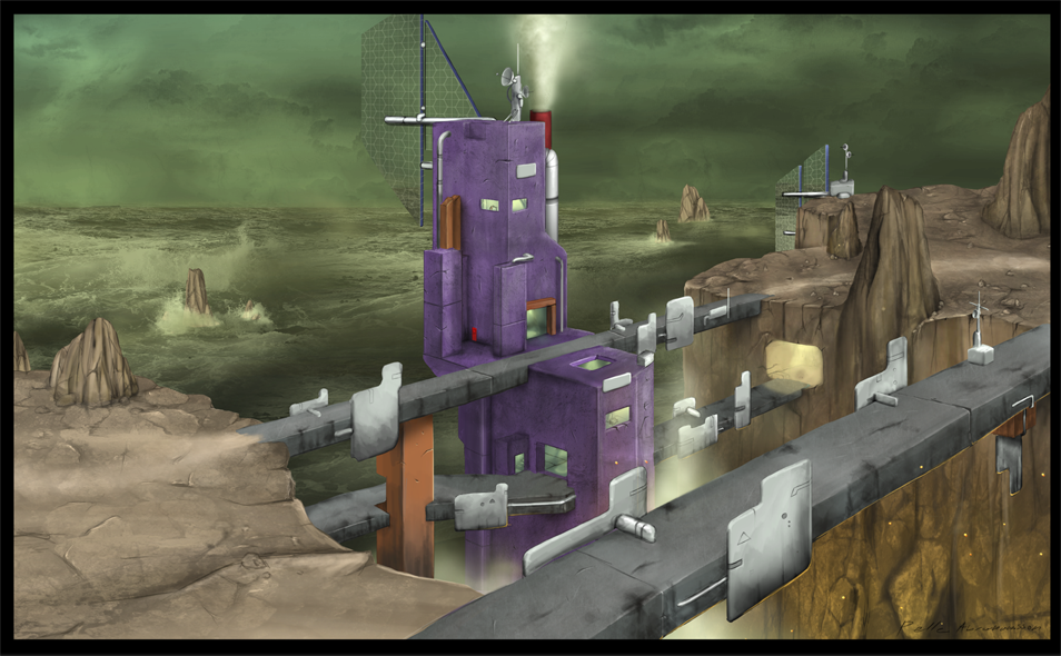 level 7 by Legendzor