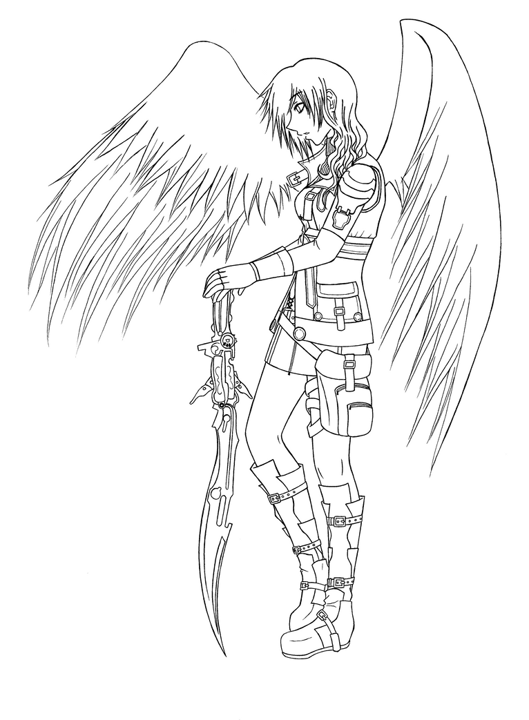ff coloring pages - photo#2