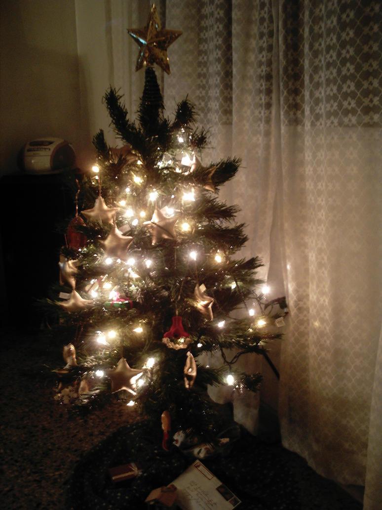 My Christmas Tree Mi Arbol De Navidad by E-Ocasio