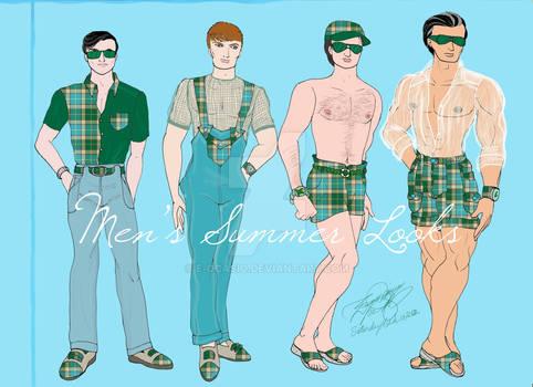 MEN'S Summer Looks Mini Collection