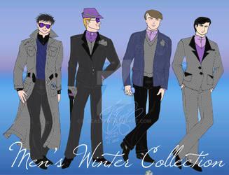 Men's Mini Winter Collection