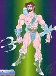 MOTU contest entry heroic warrior by E-Ocasio