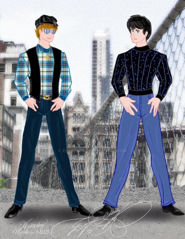 City Guys by E-Ocasio