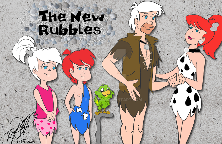 The new Rubbles by E-Ocasio
