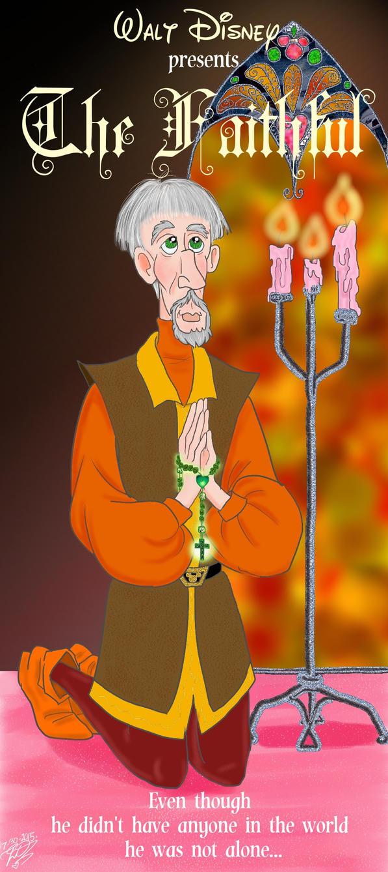 Disney's The Faithful by E-Ocasio