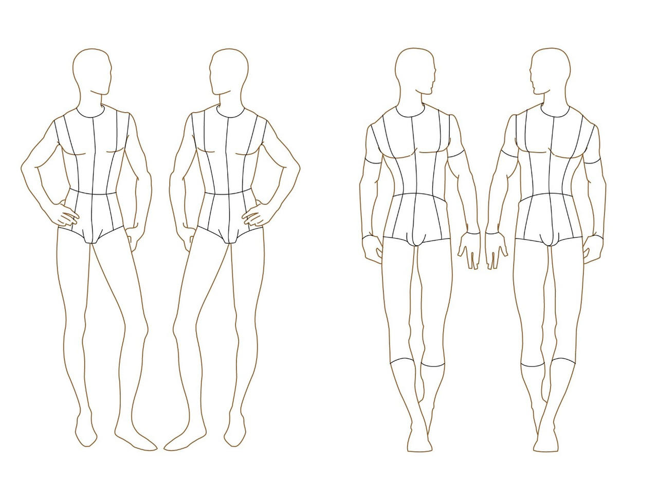 Fashion figure illustration pdf