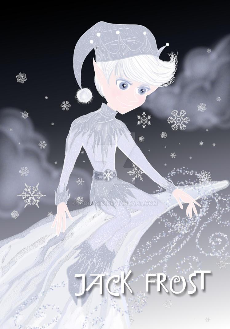 Jack Frost by E-Ocasio