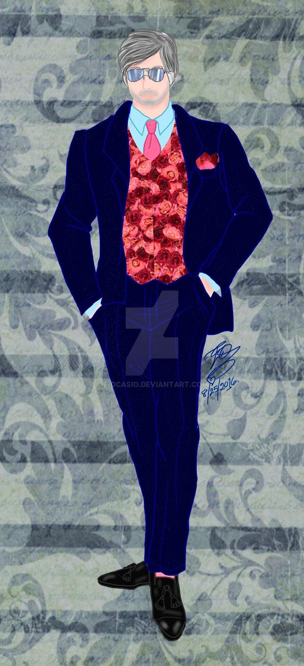 Suit by E-Ocasio