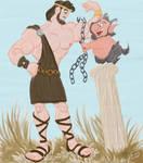 Hercules Roman style