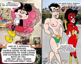 The next Marvel movies by E-Ocasio