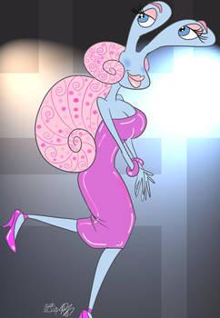 Miss Snail