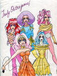 Jem and The Holograms by Michael Montanez