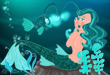 Mermaid Sense Of Wonder