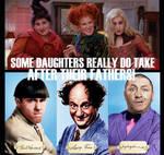 Disney's Hocus Pocus and the Three Stooges meme by E-Ocasio