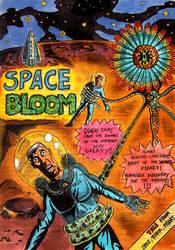 SPACE BLOOM ! by Glamvampyre