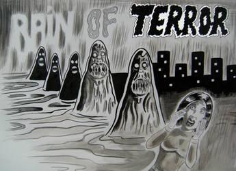 RAIN OF TERROR !!! by Glamvampyre