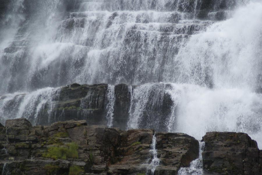 Waterfall Norway II by Seluias-stock