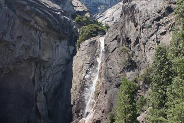 Yosemite waterfall I
