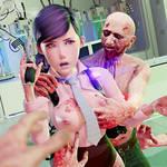 Resident Evil is OUT !!! by MelanoxyArt