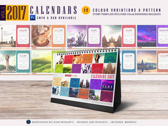 Calendars Vol.1 by ranvx54