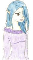 Poorly Drawn Elf Woman by KawaiiShortcakes
