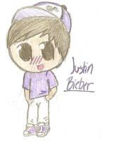 Justin Bieber by KawaiiShortcakes