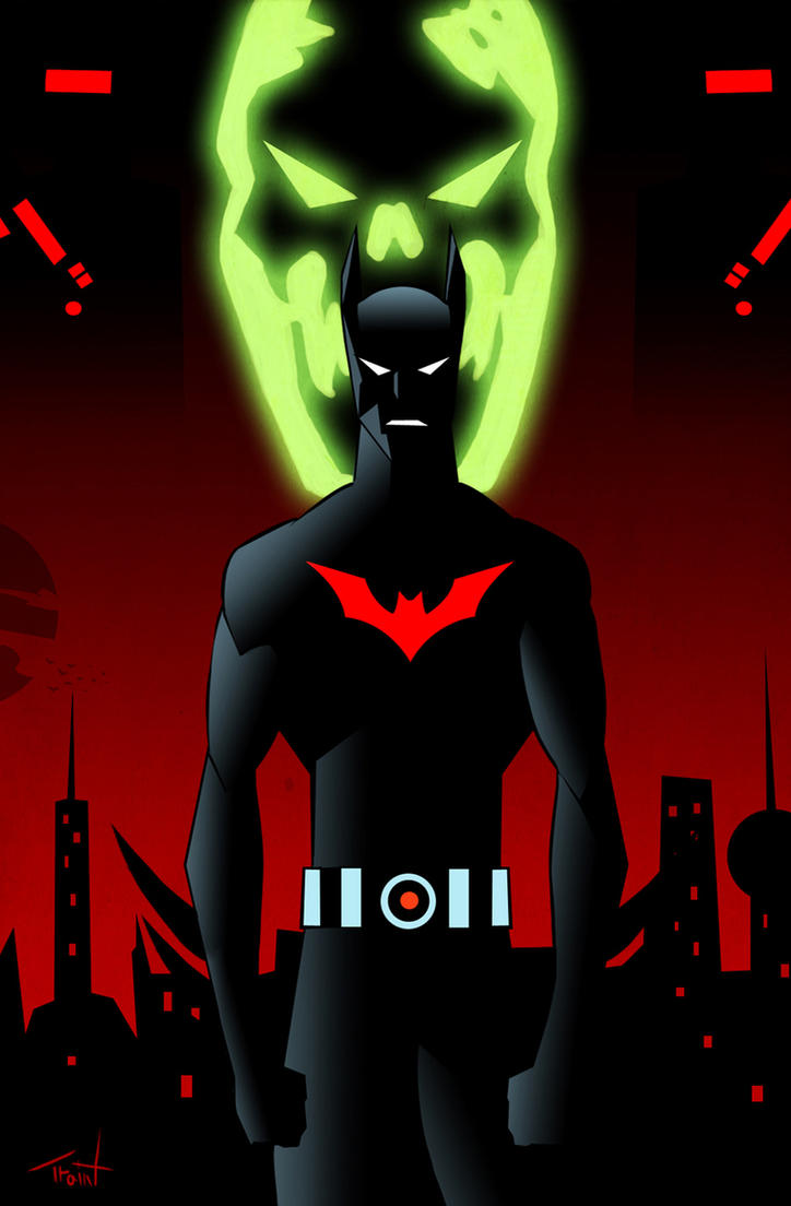 batman beyond by TraiN8 on DeviantArt: train8.deviantart.com/art/batman-beyond-320137502