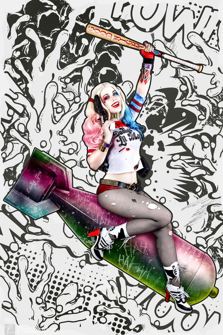 Harley Bomb by PatLoika