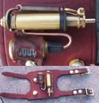 Steampunk Pump Bracelet