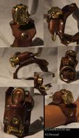 SteamWatch MkI