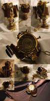SteamWatch Mk II