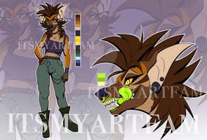 CLOSED Hyena Adopt