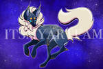 CLOSED Wolf Adopt AUCTION by itsmyartfam