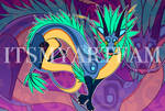 CLOSED Dragon Adopt AUCTION by itsmyartfam