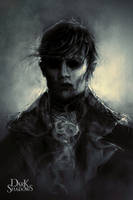 Barnabas Collins by AVallois