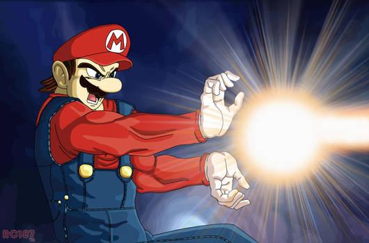 Super Mario Dragonball Z
