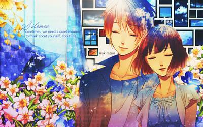 Silence by Akiragun