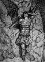 Satan by Skyline1062