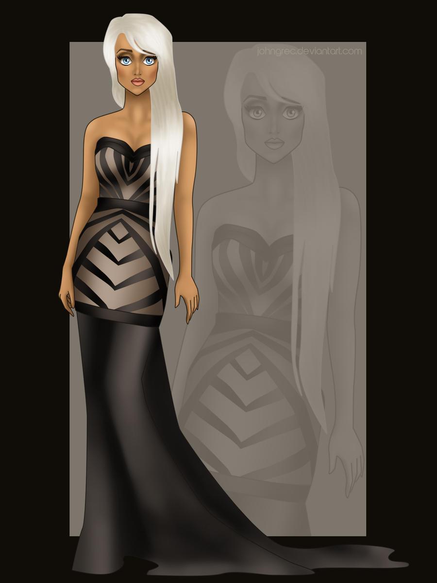 Miss Kida by johngreeko