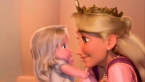 Frozen Lantern: Hail To The Princess