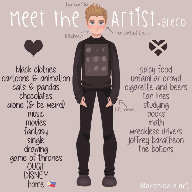 Meet The Artist GRECO