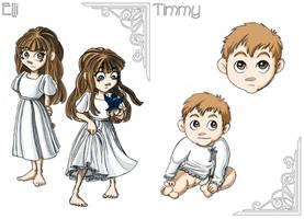 Elli und Timmy by Meajy