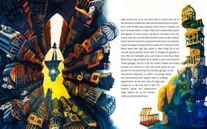Joringe and Jorinde Page 6 by Meajy