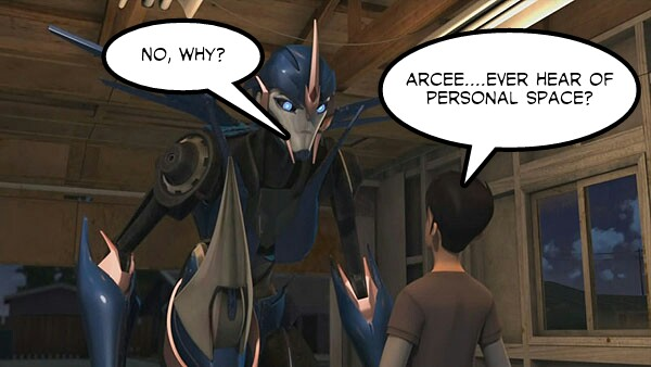 Transformers Prime Arcee And Jack Fanfiction Romance Tfp arcee and jack: personal