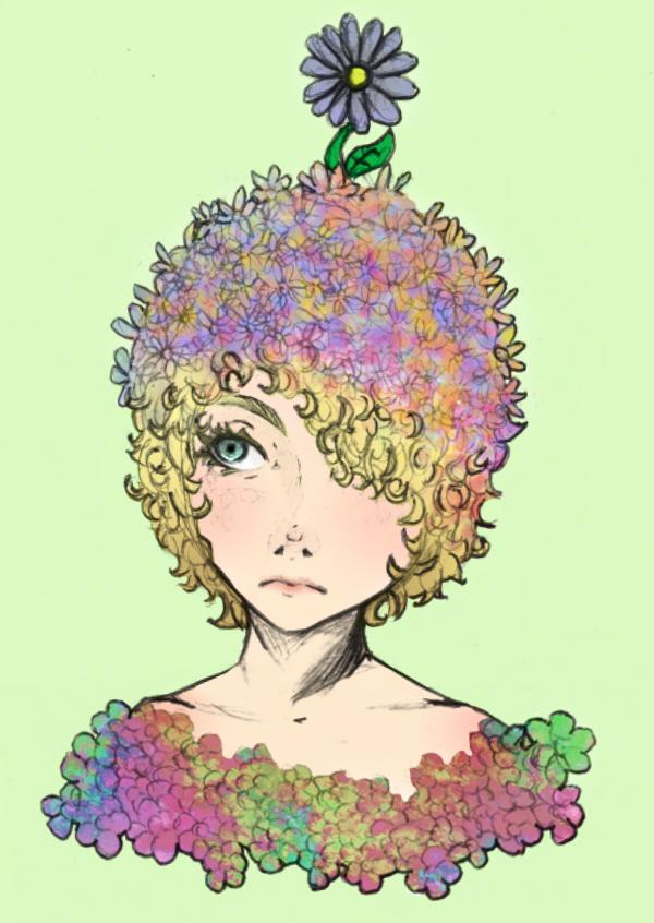 Flores by Kupyuu