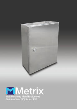 Product catalogue design for metal box product