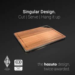 the HAZUTO Kitchen Board