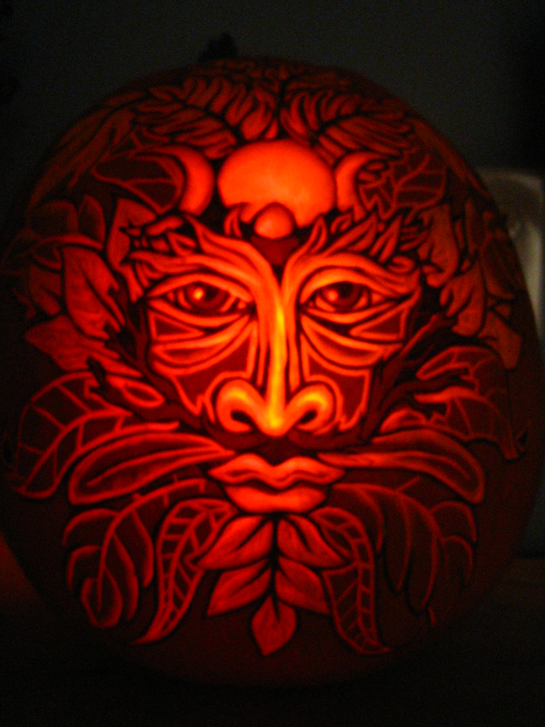 Pumpkin Carvings (Updated) by LabLayers on DeviantArt