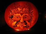 Pumpkin - Green Man 2